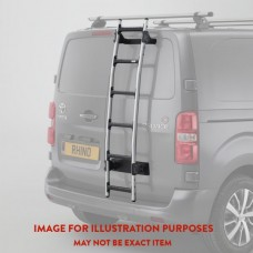Rhino Aluminium 7 Step Rear Door Ladder