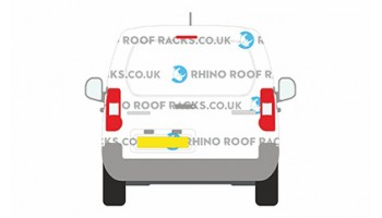 Berlingo LWB 2008 on - Twin Doors