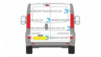 Trafic SWB LR Twin Rear Doors