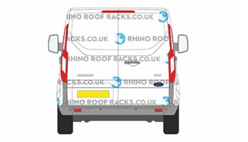 Ford Transit Custom L2 LWB H1 Low Roof Racks and Roof Bars