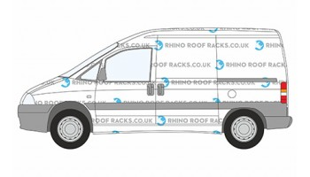 Citroen Dispatch Roof Racks and Roof Bars