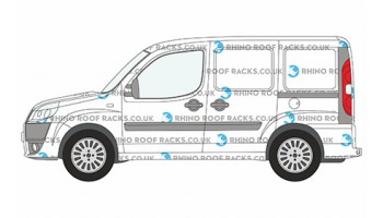 Fiat Doblo Roof Racks and Roof Bars