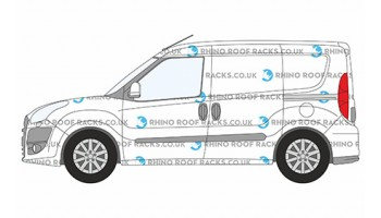 Doblo Rhino Roof Racks and Bars