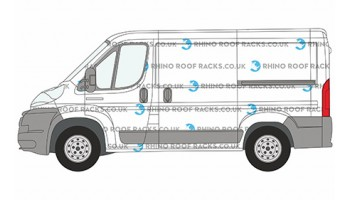 Fiat Ducato Roof Racks and Bars