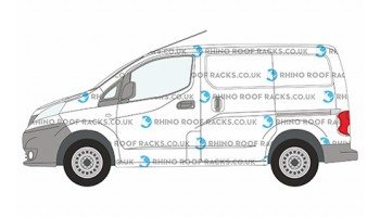 Nissan NV200 Roof Racks and Bars