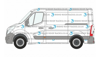 Nissan NV400 Roof Racks and Roof Bars