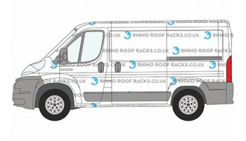 Citroen Relay Roof Racks and Roof Bars