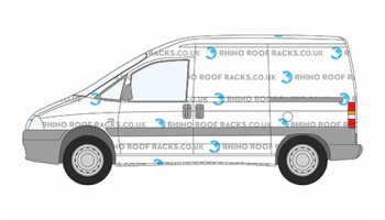 Fiat Scudo Roof racks and Roof Bars
