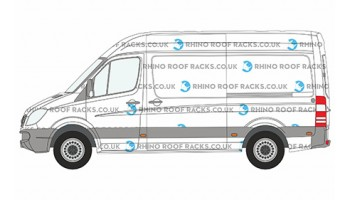 Mercedes Sprinter Roof Racks and Bars