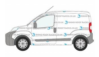 Peugeot Bipper Roof Racks and Bars