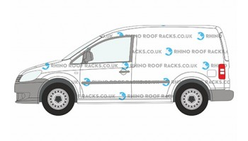 Volkswagen Caddy Roof Racks and Roof Bars