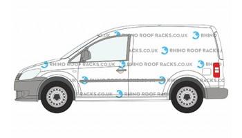 VW Caddy 2010 - 2014