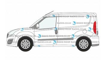Vauxhall Combo 2012 on