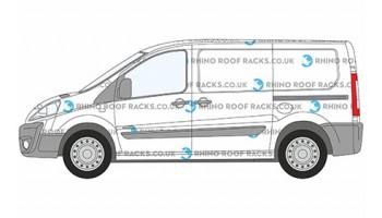 Peugeot Expert Roof Racks and Bars