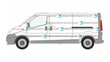 Renault Trafic Pre 2014