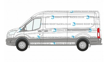 Ford Transit Roof Bars and Roof Racks New Shape