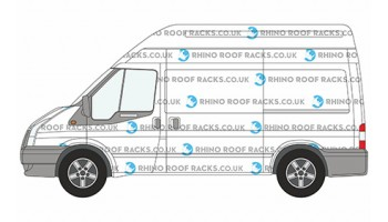 Ford Transit Roof Racks and Roof Bars