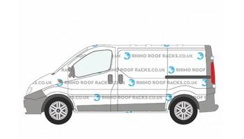 Vauxhall Vivaro Pre 2014