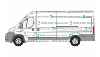 Ducato XLWB-L4 High Roof - Roof Racks and Bars