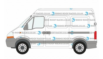 Master SWB High Roof Racks and Roof bars