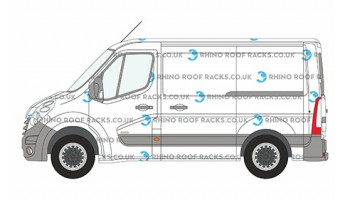 Master L1 (SWB) H1 (Low Roof)