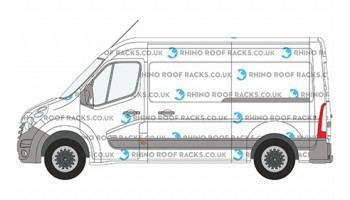 Movano L2 (MWB) H2 (High Roof)