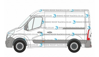 NV400 L1 (SWB) H2 (High Roof)