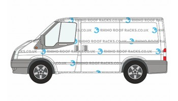 Ford Transit SWB Roof Racks