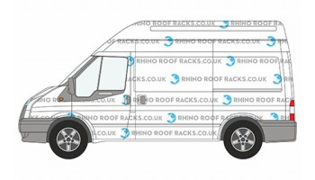 Transit MWB Medium Roof - Roof Racks and Bars
