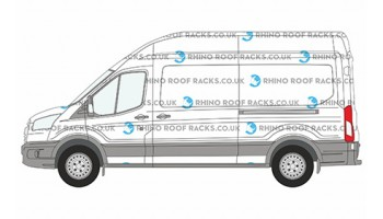 Transit LWB (L3) High Roof (H3) 2014 on