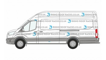 Transit XLWB (L4) High Roof (H3) 2014 on