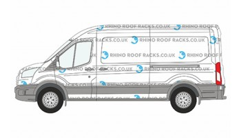 Transit LWB (L3) Medium Roof (H2) 2014 on