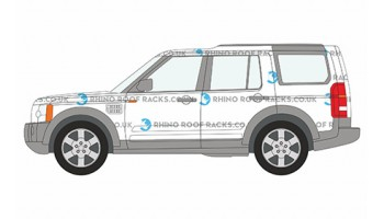 Land Rover Discovery 2004 on