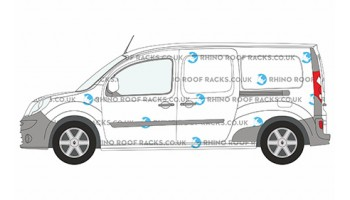 Kangoo Maxi Roof Racks and Roof Bars