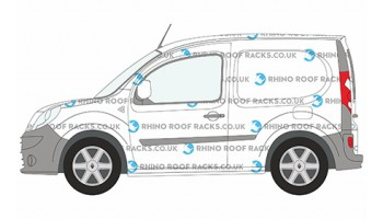 Kangoo SL Roof Racks and Roof Bars