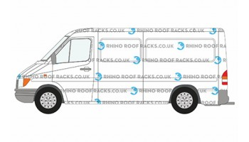 Sprinter MWB Low Roof - Roof Racks and Bars