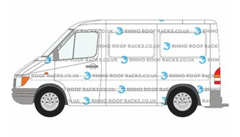 Mercedes Sprinter Roof Racks and Roof Bars