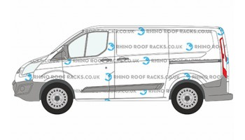 Ford Transit Custom Roof Racks and Roof Bars