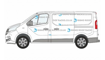 Fiat Talento Roof Racks and Roof Bars