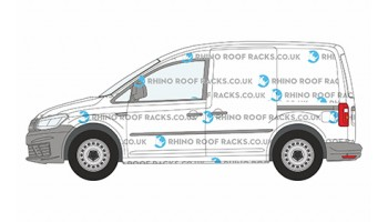 Volkswagen Caddy Roof Racks and Roof Bars - 2015 on