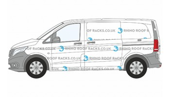 Vito Roof Racks and Roof Bars 2015 on New Shape