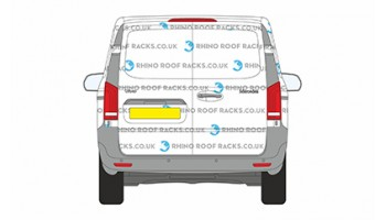 Roof  Racks - Roof Bars - Vito Compact 2015 on