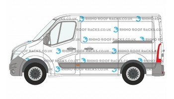NV400 L1 (SWB) H1 (Low Roof)