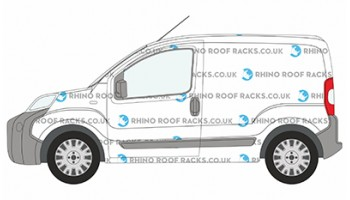 Citroen Nemo Roof Racks and Roof Bars
