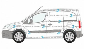 Citroen Berlingo Roof Racks