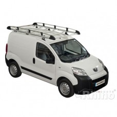 Rhino Aluminium Roof Rack - Bipper 2008 on SWB Twin Doors