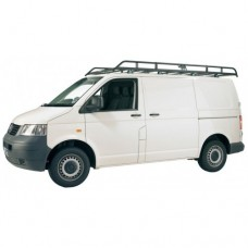 Rhino Modular Roof Rack - Transporter T5 SWB Twin Doors