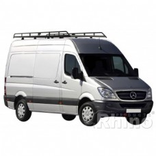 Rhino Modular Roof Rack - Sprinter 2006 on LWB High Roof