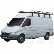 Rhino Modular Roof Rack - Sprinter 2000 - 2006 SWB Low Roof