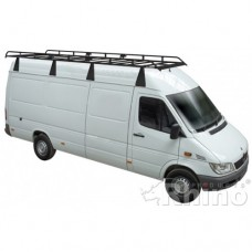 Rhino Modular Roof Rack - Sprinter 2000 - 2006 LWB High Roof